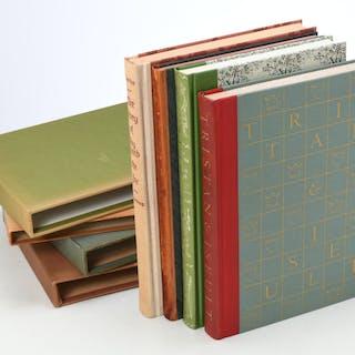 BOOKS: (4) Vols LEC, Children's literature