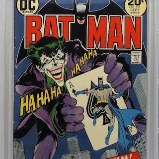 DC Comics Batman #251 CBCS 4.5