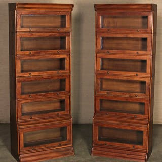 PR. OF AMERICAN CHERRY BOOKCASES