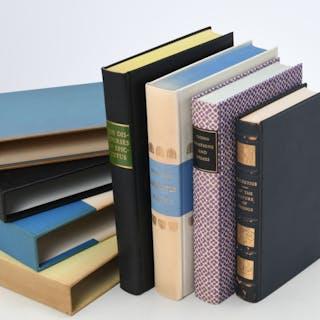 BOOKS: (4) Vols LEC, Classical literature