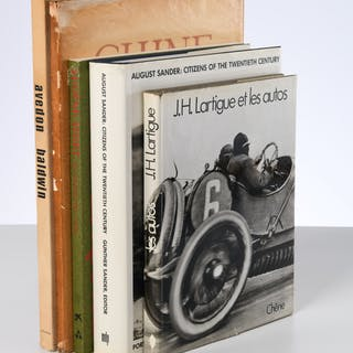 BOOKS: (5) Vols Fine Art Photography
