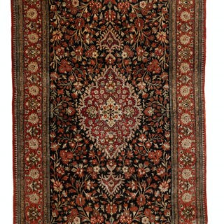 A Qum rug