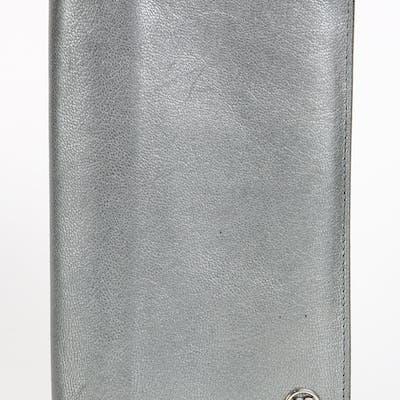 Chanel rectangular wallet