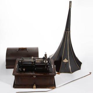 THOMAS A. EDISON MODEL A PHONOGRAPH