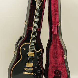 LES PAUL BLACK BEAUTY GUITAR BY GIBSON