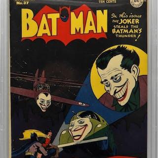DC Comics Batman #37 CBCS 8.0