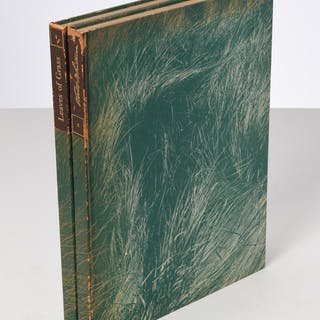 BOOKS: LEC, Leaves of Grass, signed Edward Weston