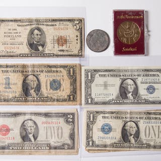 Interesting Currency and Coins
