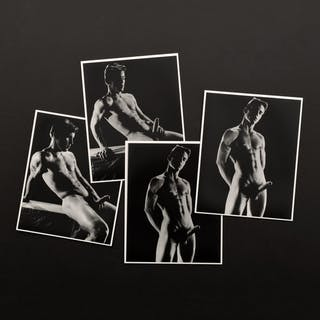 4 Nude Joe Dallesandro Photos, Bruce Bellas Archives - Bruce Bellas