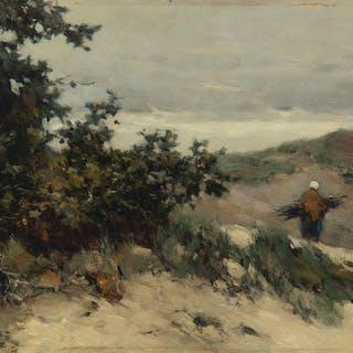 Hermanus Willem Koekkoek (1867-1929 Dutch)