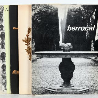 (4) Loeb & Krugier catalogs: Taurus 2, 8, 9, 10
