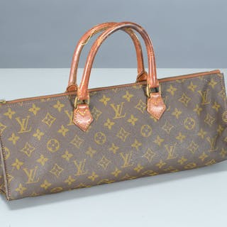 Louis Vuitton monogram canvas handbag