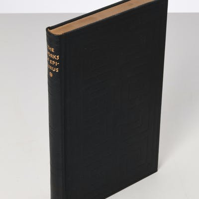 BOOKS: Limited Editions Club, Epicurus