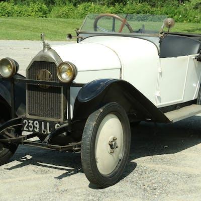 1919-1924 MATHIS TYPE P