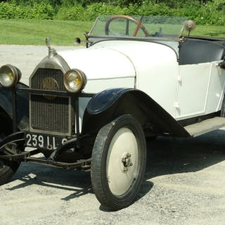 1919-1924 MATHIS TYPE P