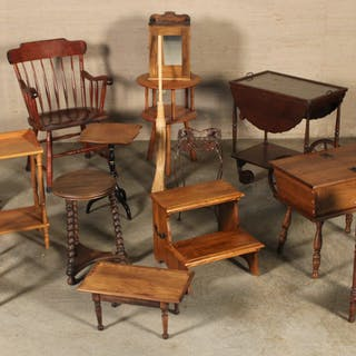COLLECTION OF AMERICAN FURNITURE