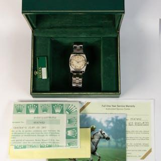 Rolex stainless steel wristwatch Ref: 3358