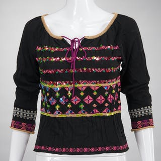Christian Lacroix embellished sweater