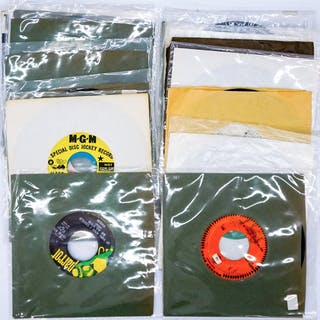 Vintage Rock and Pop (20) 45 RPM Records