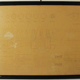 1944 COCA COLA SPECIFICATION SHEET