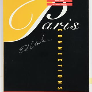 African American Artists in Paris, signed by 4