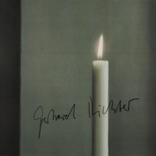 Gerhard Richter, Kerze I, 1988