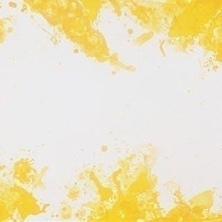 Sam Francis, Spleen (Yellow), 1971