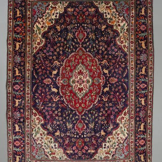 MATTA, persisk, Täbriz, 357 x 250 cm.