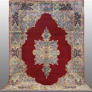 MATTA, persisk, kirman lavar, 375 x 265 cm.