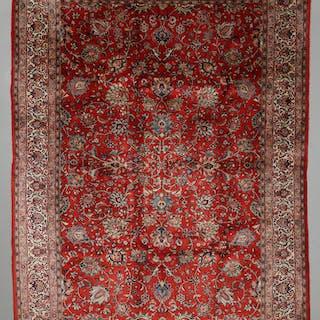 MATTA persisk, semiantik Keshan, 350 x 246 cm.