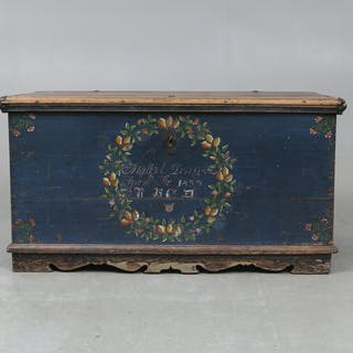 KISTA, allmoge, 1800-tal.
