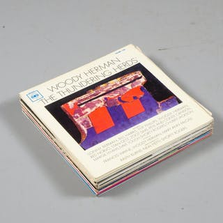 LP-SKIVOR, Woody Herman.