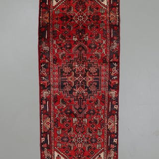 GALLERIMATTA, persisk, Zanjan, 280 x 100 cm.