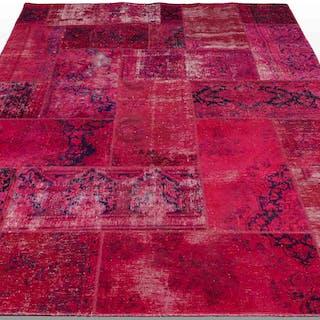 MATTA, carpet patchwork, 297 x 209 cm.
