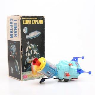 MÅNLANDARE, Lunar Captain.