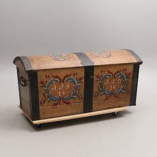 KISTA, allmoge, daterad 1815.
