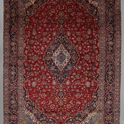 MATTA, persisk, Keshan, 430 x 300 cm.