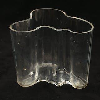 "VAS, glas, ""Savoy"", Alvar Aalto, Iittala, Finland."
