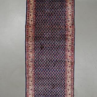 GALLERIMATTA, persisk, Botemir, 415 x 105 cm.