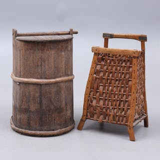 SILLTUNNA och KONT, 1800-tal.