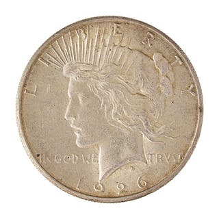 U.S. PEACE $1 COINS