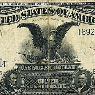 U.S. CURRENCY AND OBSOLETE NOTES
