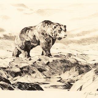 Carl Rungius (1869–1959): Ivan
