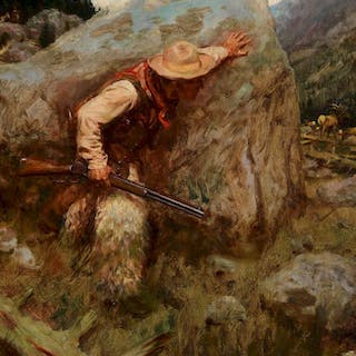 Philip R. Goodwin (1881–1935): The Gun for the Man Who Knows (1905)