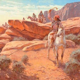 Roy Andersen (1930–2019): Apache Circle
