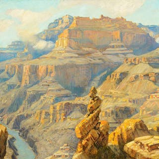 George Gardner Symons (1863–1930): Grand Canyon (1914)