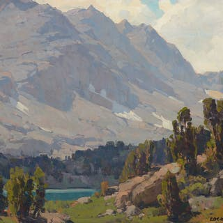 Edgar Payne (1883–1947): Bishop Pass Country