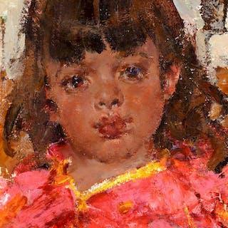 Nicolai Fechin (1881–1955): Little Marie