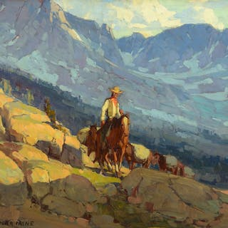 Edgar Payne (1883–1947): The Lone Packer
