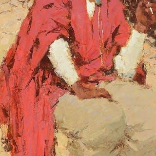 Burt Procter (1901–1980): Gaucho